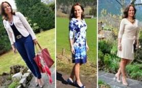 Как женщине стильно одеваться после 40