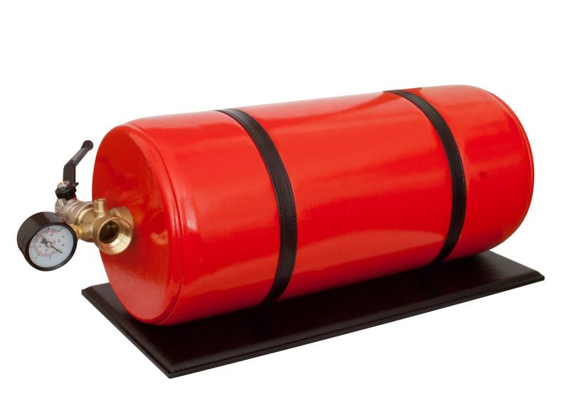 Металлические баллоны для хранения технических газов
