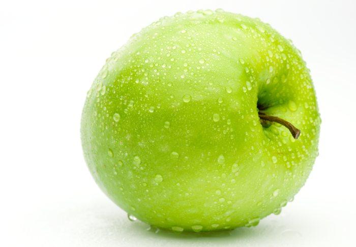Ученые: употребление яблок помогает пищеварению