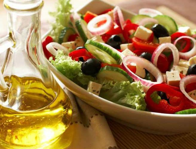 Cредиземноморская диета: советы