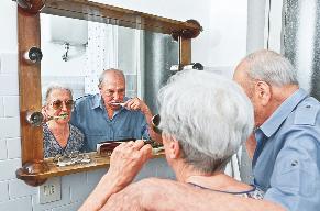 Гигиена у пожилых людей