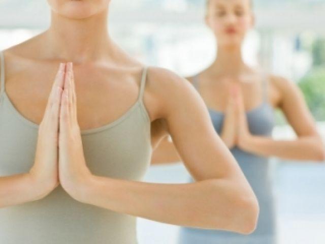 Йога против метеоризма