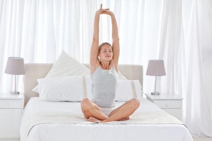 Утренние упражнения для здоровья вашего желудка