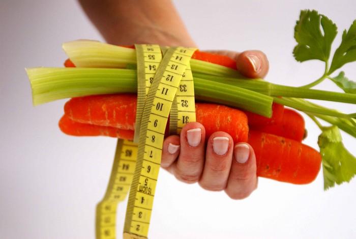 Как нельзя начинать диету