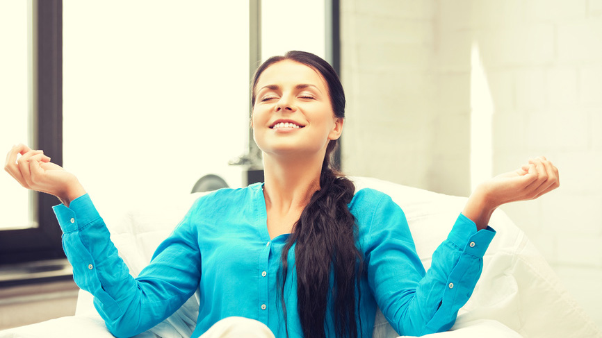 Заболевания кишечника предложили лечить медитацией