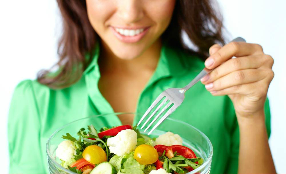 Чем полезна весенняя освежающая диета