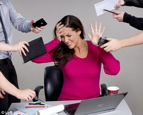 Фактор стресса и здоровье