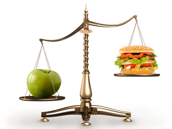 Главные принципы здорового питания для похудения