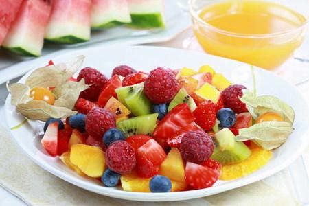 Польза и вред фруктовой диеты