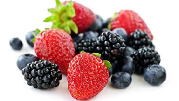 Ягоды и соя – лучшие источники антиоксидантов