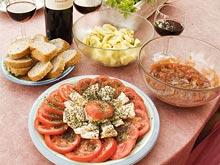 Грамотное сочетание основного блюда и закуски — залог правильного питания