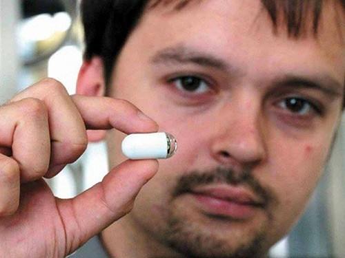 Российские ученые разработали «умную таблетку» для обследования ЖКТ