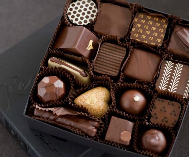 Чем полезны шоколадные конфеты?
