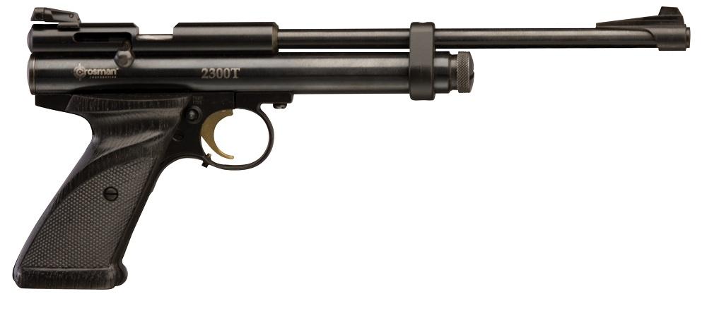 Однозарядный пневматический пистолет Crosman 2300T