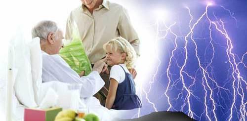 Метеотропные реакции у детей