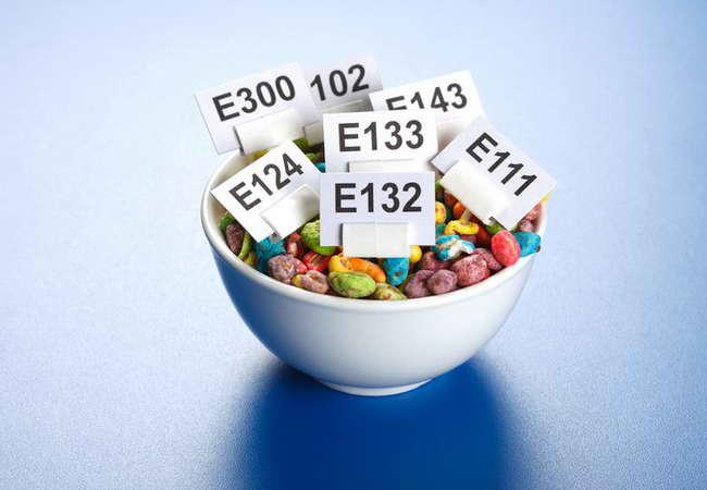 Пищевые красители и вред для здоровья