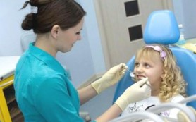 Как лечить ребенку зубы?