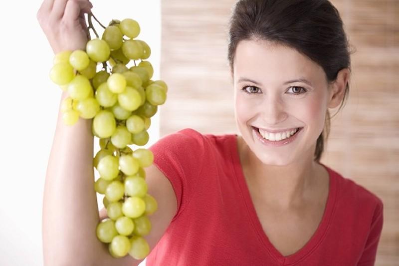 Виноградная диета на 4 дня