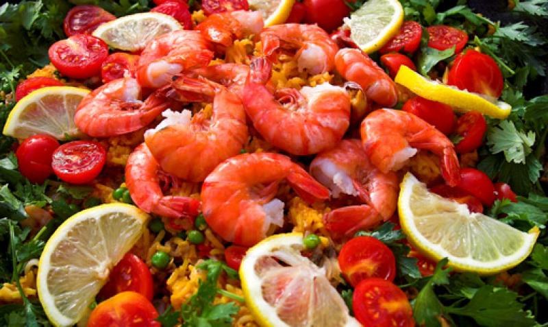 Морепродукты защитят от рака толстой кишки