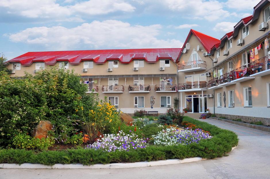 Польза крымских санаториев для здоровья