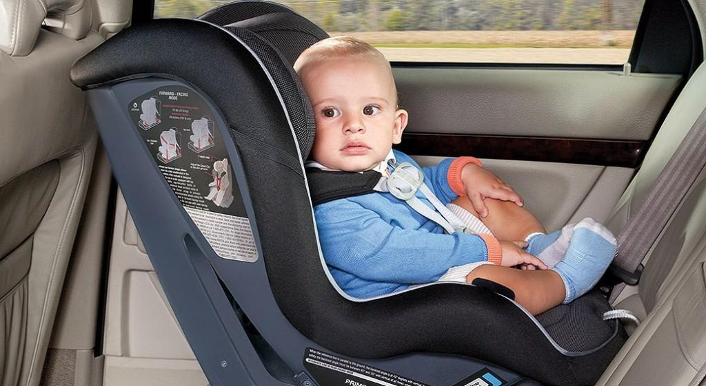 Рекомендуемый срок использования детского автокресла