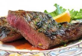 Гликемический индекс мяса