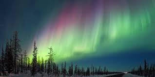 Где в России увидеть северное сияние или путешествие охотников за удачей