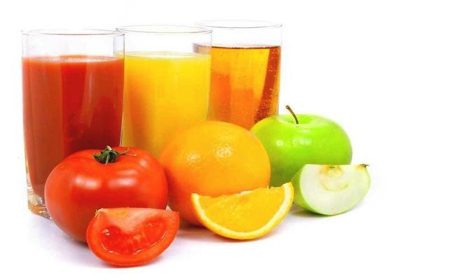 О пользе натурального сока