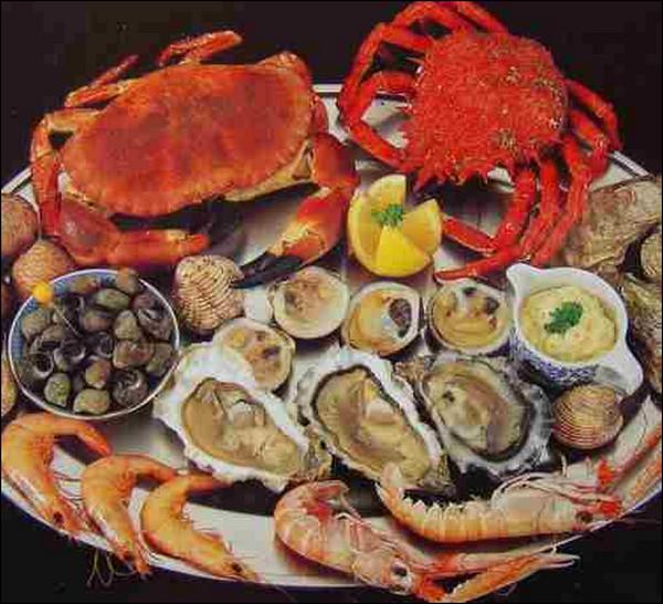 Рак толстой кишки победят морепродукты