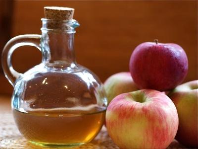 Яблочный уксус способен восстановить нарушенный обмен веществ