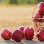 Яблоки и черника помогут похудеть