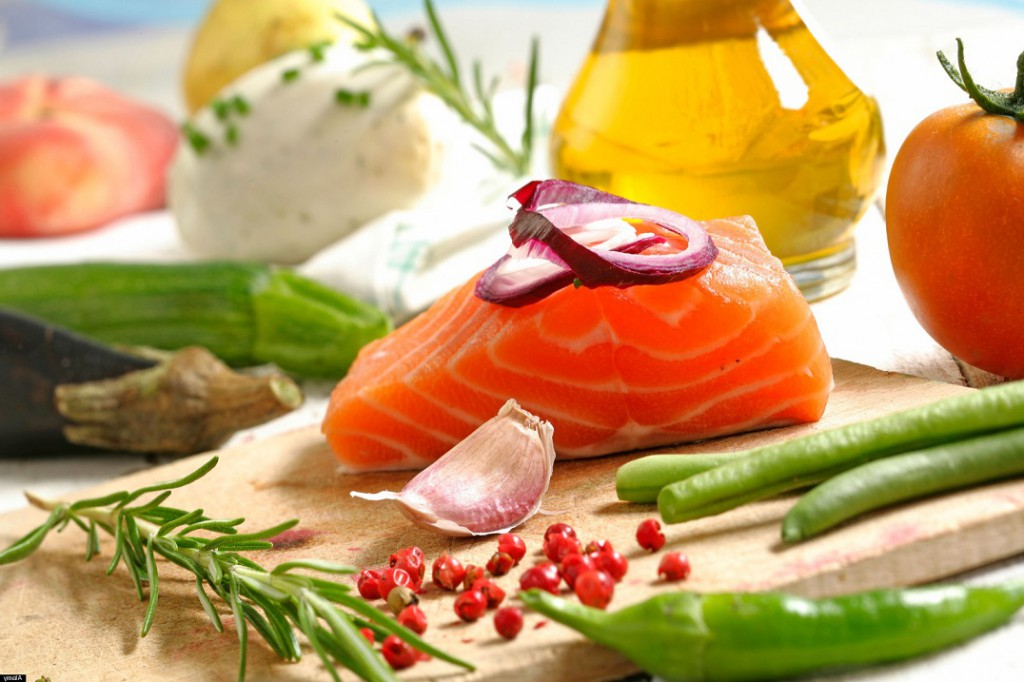 Средиземноморская диета продлит жизнь до 100 лет
