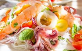 Морепродукты помогут вылечить гастрит
