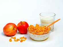 Хлопья для завтрака иногда могут вызывать зависимость, предупреждают врачи