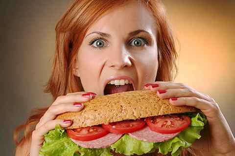 Переполнение желудка приносит вред здоровью