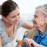 Забота о престарелых родителях