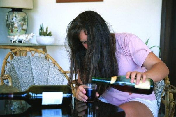 Женский алкоголизм: самоубийство в рассрочку