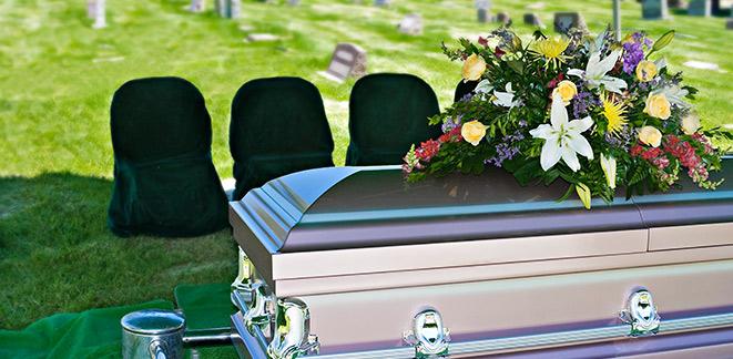 Элитные похороны: последнее, что вы можете сделать для любимого человека