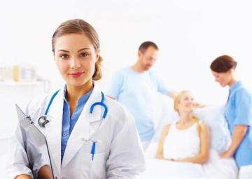 Медицинские халаты от компании «ДокторЪ»