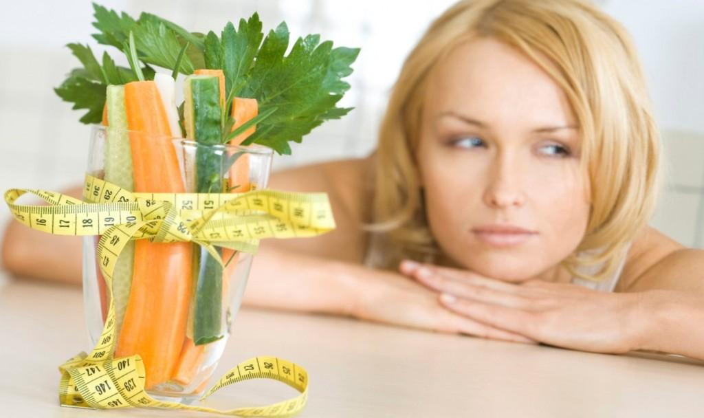 Как победить голод, когда сидишь на диете