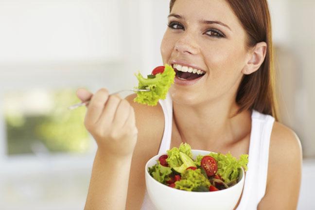 Правильное питание для похудения: меню на неделю составляем легко