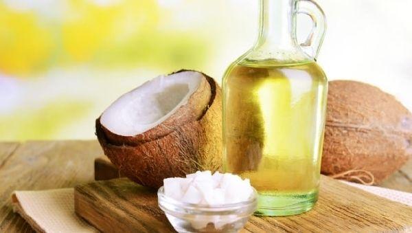Кокосовое масло поможет оставаться стройным