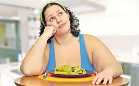 Лишний вес от неправильного режима питания