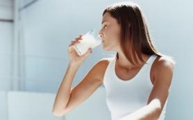Молоко помогает сбросить вес?