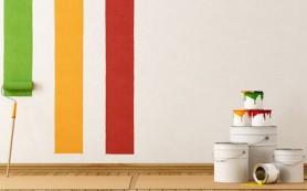 Покраска стен – снова в моде