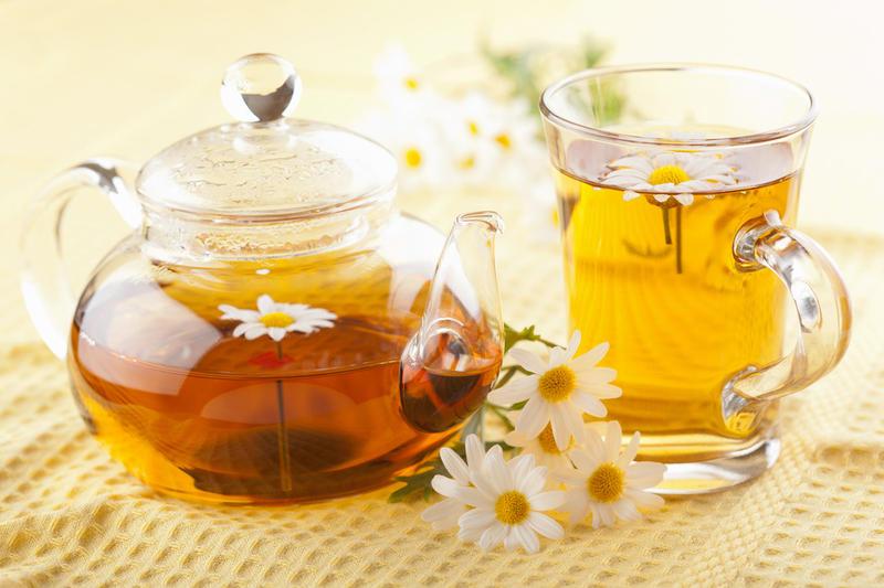 Польза чая для красоты