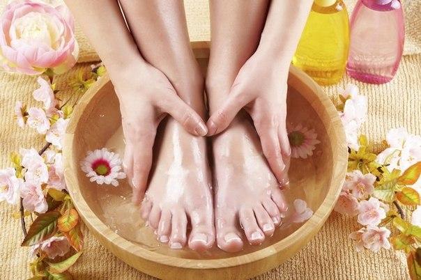 Народная медицина для ваших ног