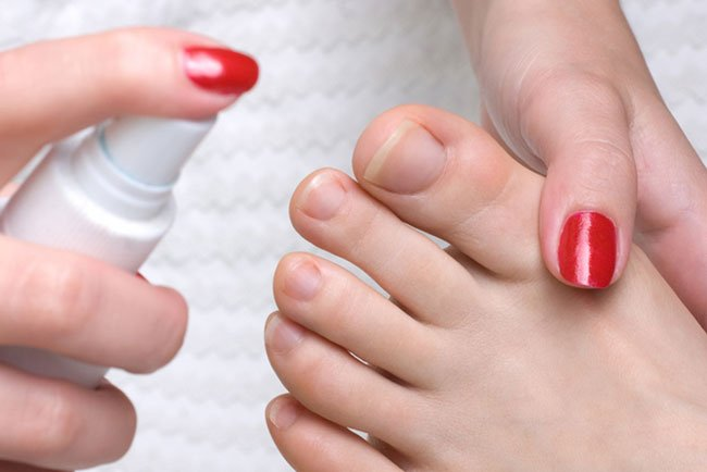 Народные средства для лечения грибка стопы и неприятного запаха ног
