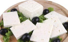Сыр фета полезен для желудка