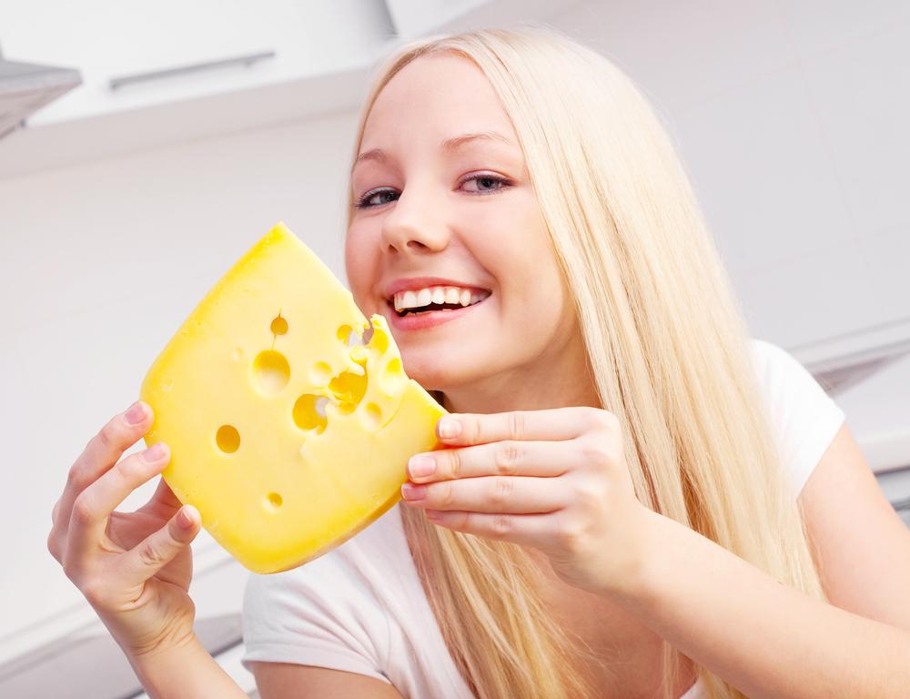 Экспресс диета на сыре